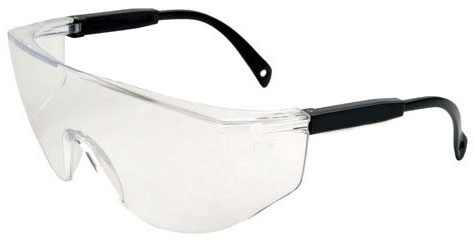 Gladiator Clear Safety Glasses