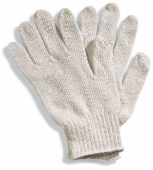 West Chester Cotton String Knit Gloves 708S
