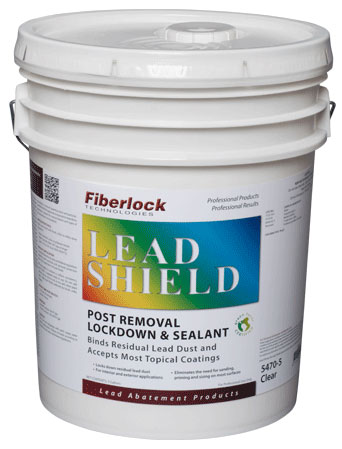 Fiberlock LEAD SHIELD Post Removal Lockdown