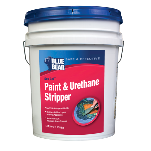 Lead Paint Strippers Soy Gel Paint Remover